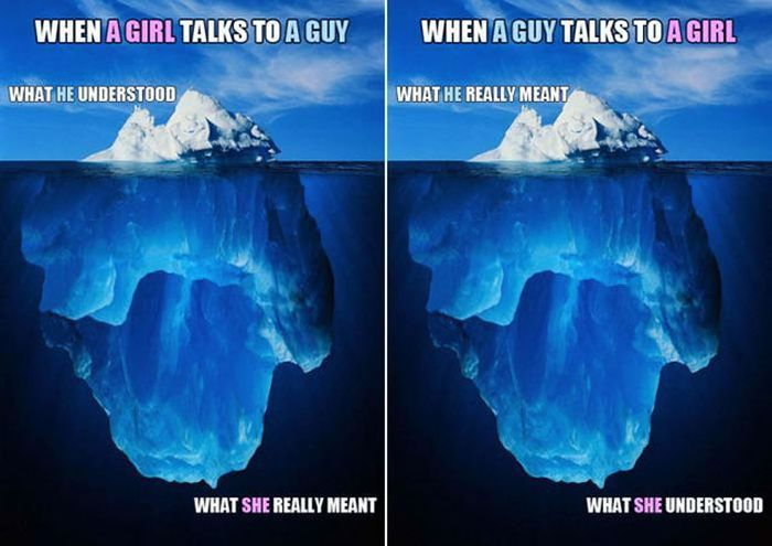 This Is Female Logic At Its Finest