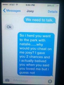 11 Year Old Girl Burns Her Ex-Boyfriend To The Ground Via Text Message