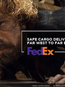 If Brands Used Images From Game Of Thrones In Their Advertisements