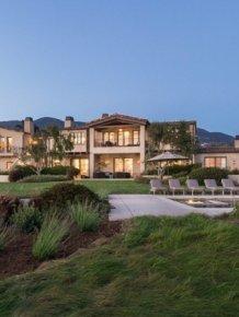 Lady Gaga's Malibu Mansion Is A Dream Come True