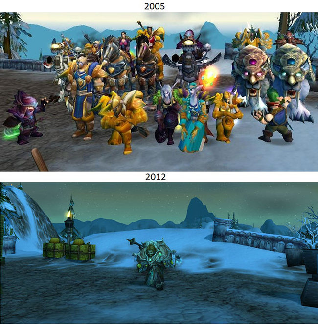 Then And Now, part 11