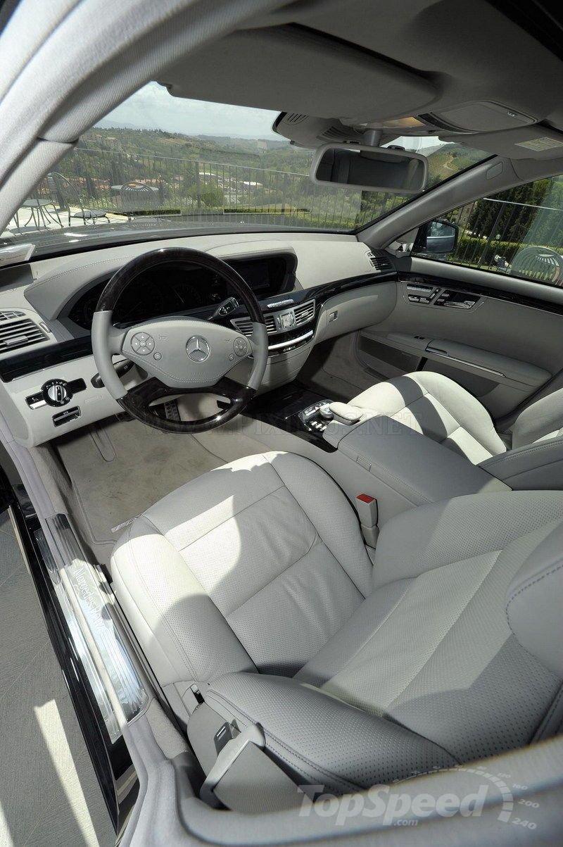 Mercedes-Benz S-Class Grand Edition