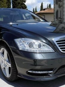 Mercedes-Benz S-Class Grand Edition