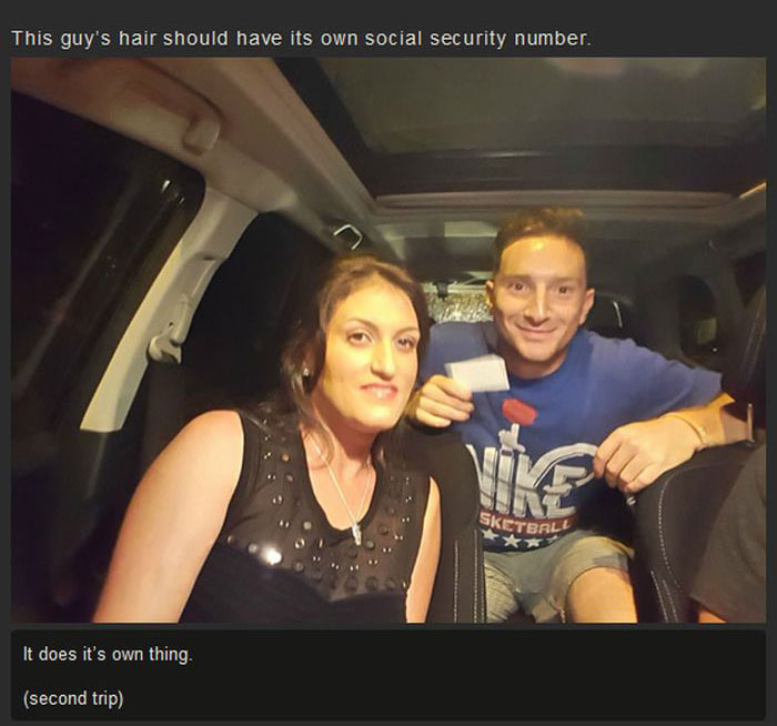 Woman Offers Rides To Strangers To Prevent Them From Driving Drunk