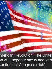 21 Important Events That Happened On The 4th Of July