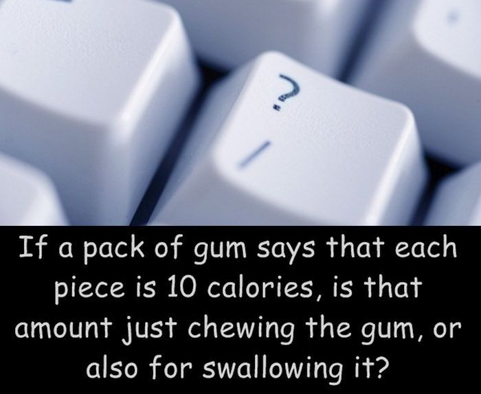 26 Questions We All Need Answered