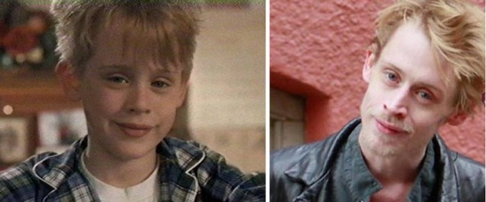 The Cast Of Home Alone Back In The Day And Today
