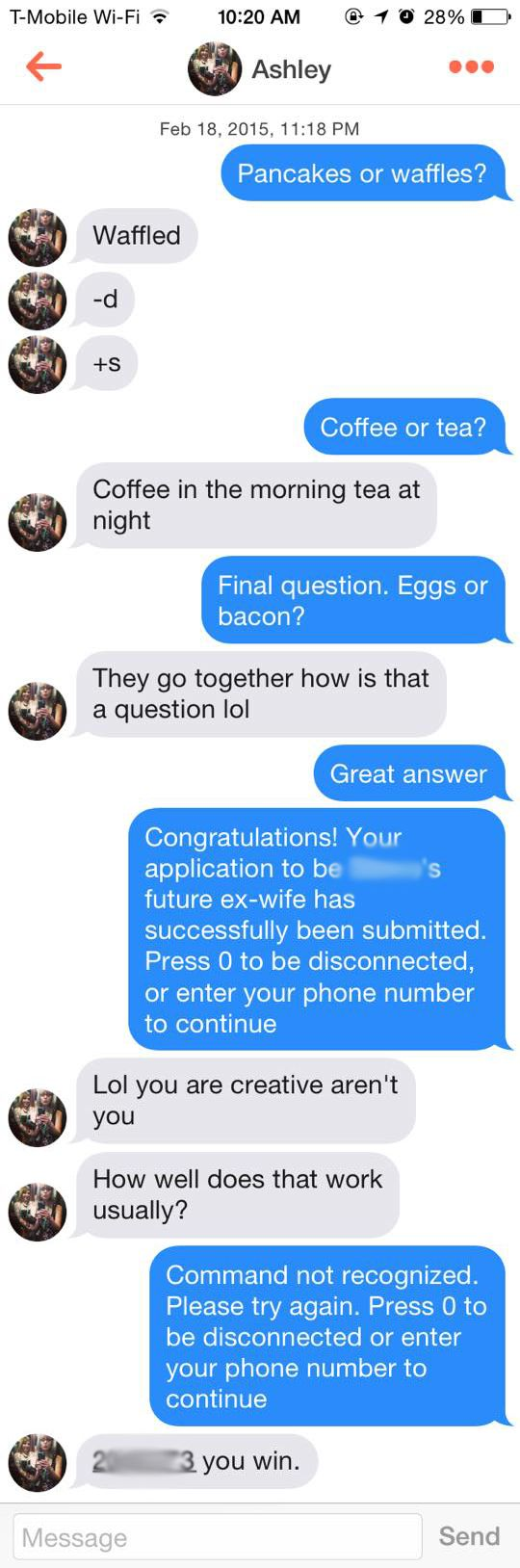 This Guy Is Cleaning Up On Tinder Using His Own 'Cheat Code'