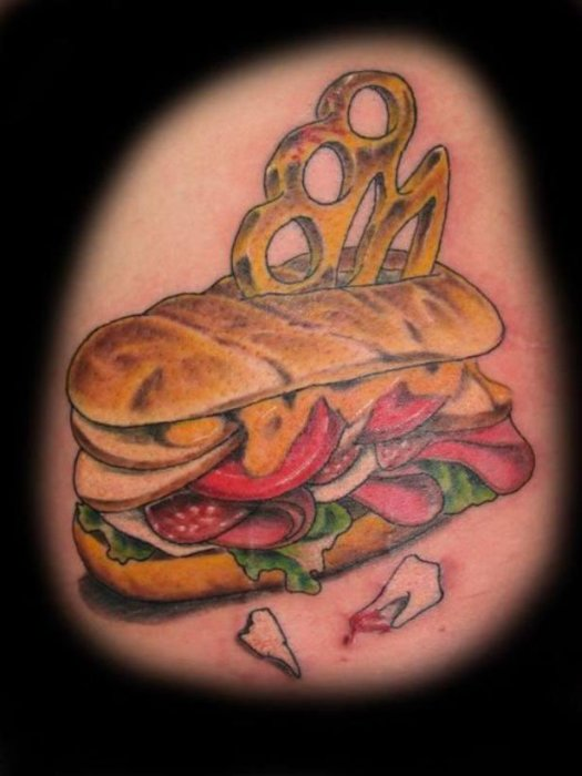 Tattoos That Are Full Of Awesome And Awful Puns