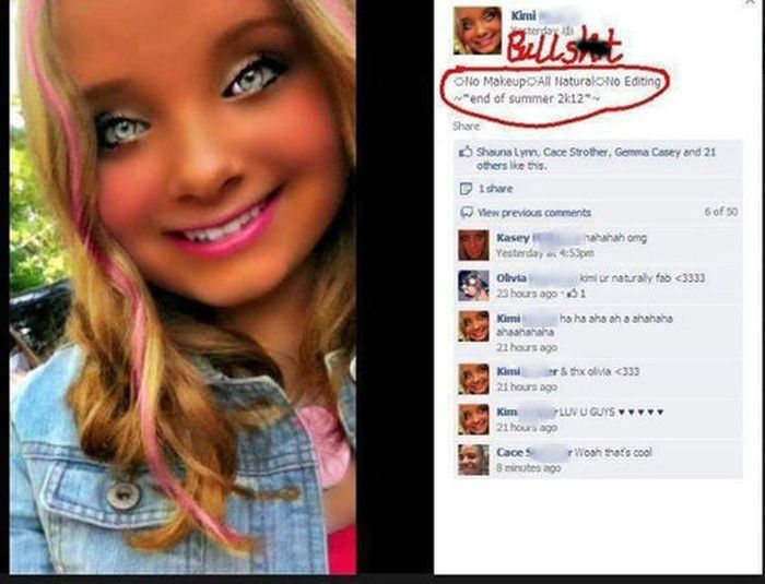If These People Got Paid To Lie On Facebook They Would Be Millionaires