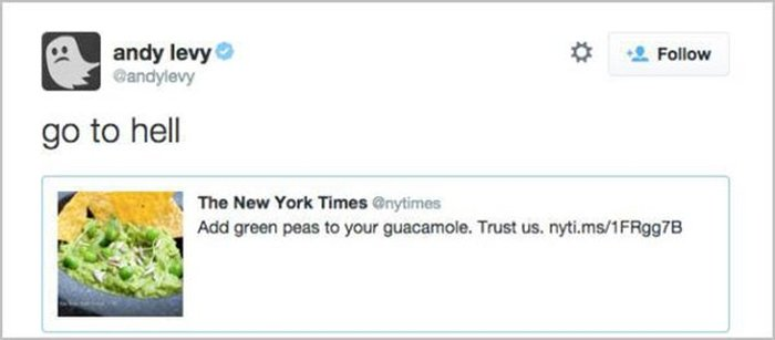 The Internet Reacts To The New York Times' Guacamole Recipe