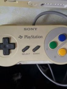 Man Finds Long Lost' Nintendo Sony Playstation' Prototype In His House