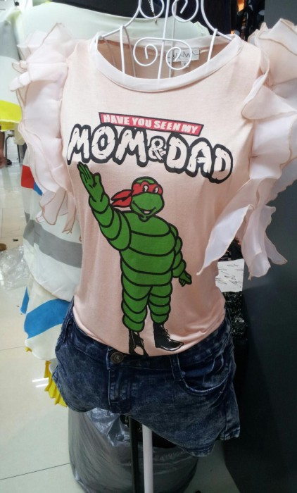 Bizarre Asian T-shirts