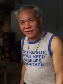 Bizarre Asian T-shirts