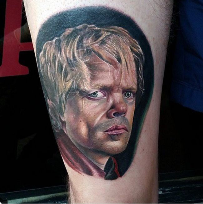 Game Of Thrones Tattoos That Are Absolutely Perfect