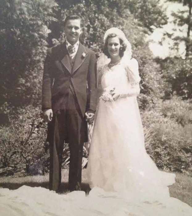 California Couple That Had Been Married For 75 Years Died In Each Other's Arms