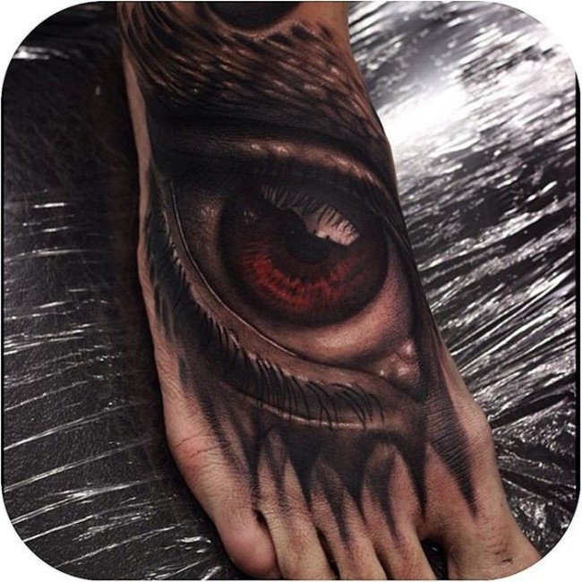 Surreal Images Come To Life In These 3D Tattoos