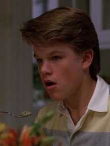 See How Matt Damon Grew Up On Screen