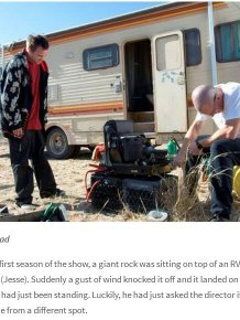 Celebrities That Almost Died On The Set