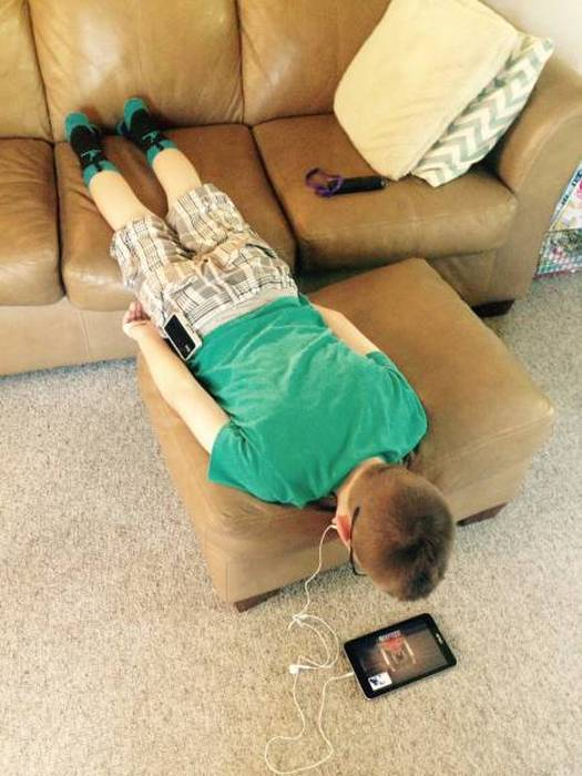 This Is What It Looks Like When Laziness Gets Taken To The Extreme