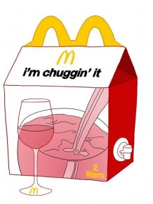 If McDonald's Made Toys For People In Their 20s