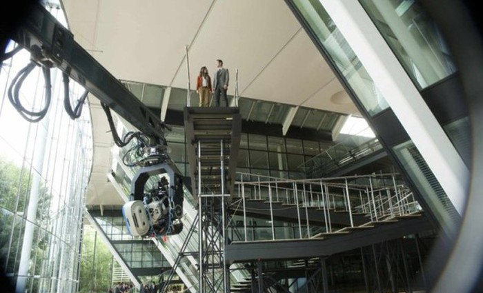 A Behind The Scenes Look At The Making Of Inception