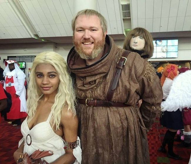 Say Hello To The Real Life Version Of Daenerys Targaryen
