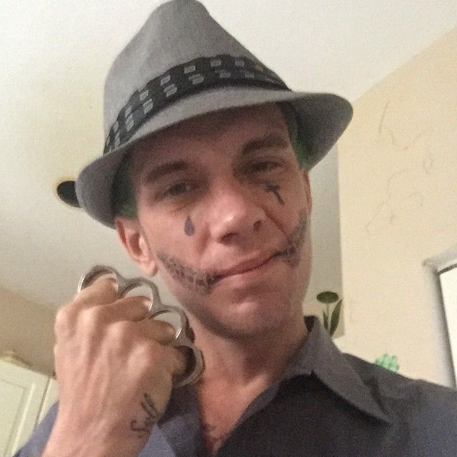 Guy Tries To Turn Himself Into A Real Life Version Of The Joker