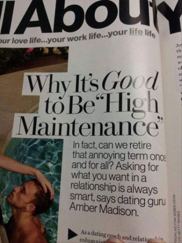Reading Too Many Women's Magazines Will Make You Stupid