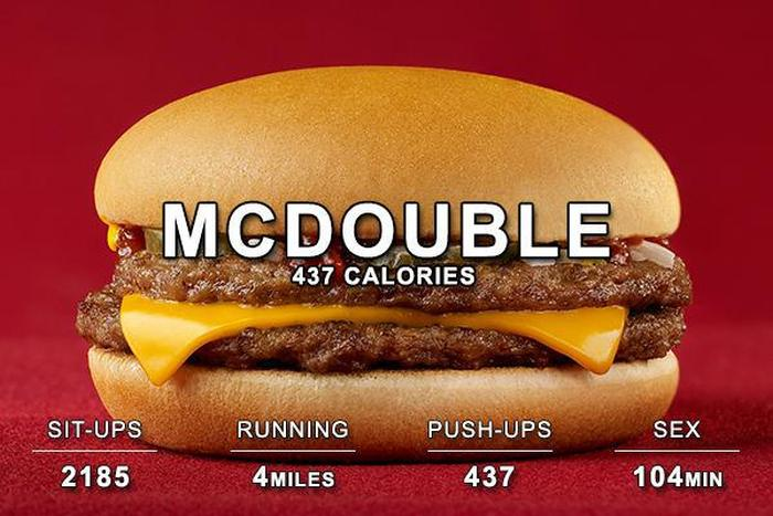 Here's How Much Work You Have To Put In To Burn Off Your Favorite Foods