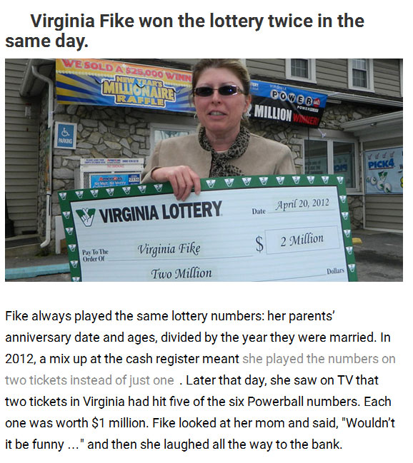 These 15 People Are Some Of The Luckiest People Ever