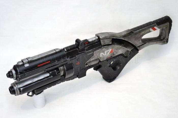 Mass Effect 3 Gun