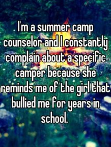 Hilarious Confessions From Summer Camp