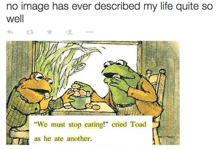 Pictures That Perfectly Describe How You Feel About Food