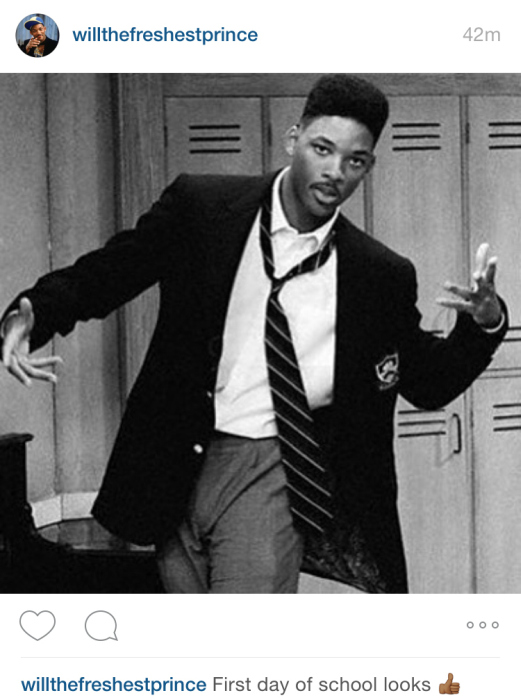 What The Fresh Prince Of Bel-Air's Instagram Account Would Look Like