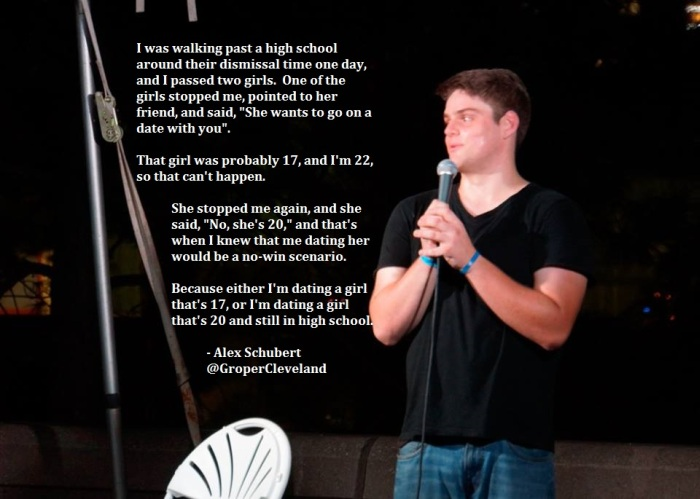 Here's A Hilarious Dose Of Laughter Courtesy Of Genius Stand Up Comedians