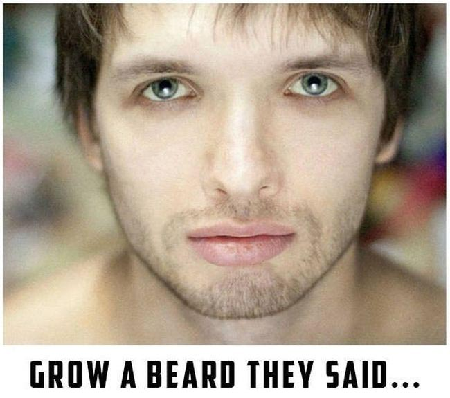 Proof That Not Everyone Looks Good With A Beard