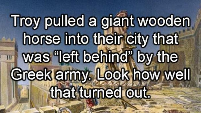 Baffling Fails That Have Happened Throughout History