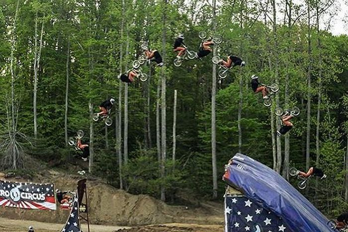 This Quadruple Backflip Is The Most Outrageous Trick In BMX history