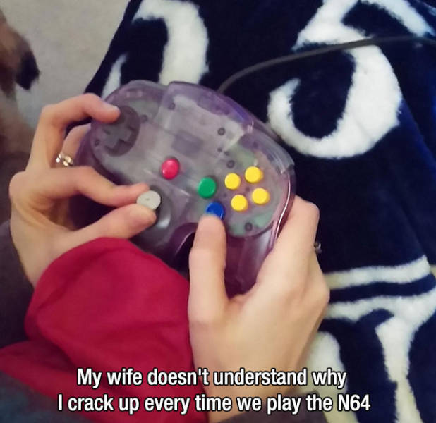 Gamers Just Want To Have Fun