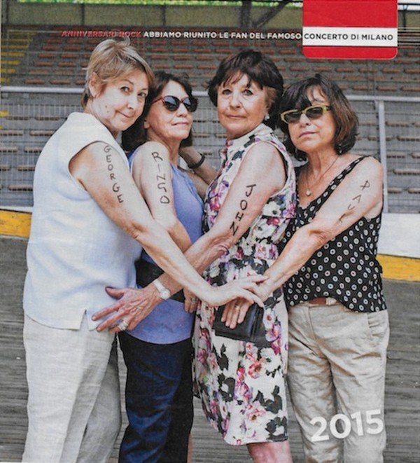 Beatles Fans 50 Years Later