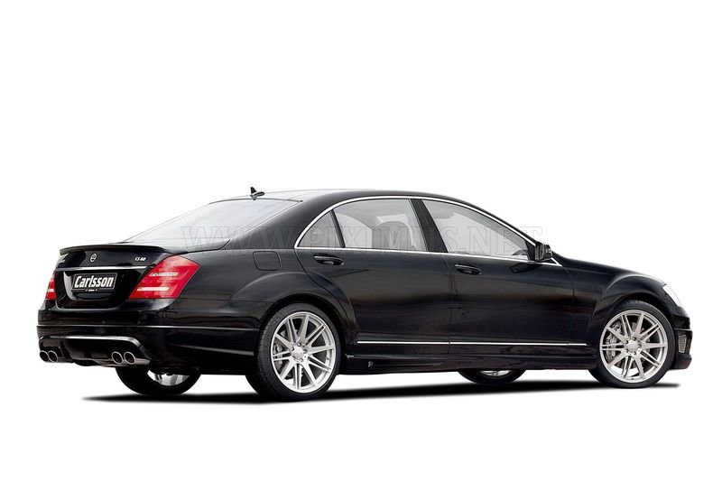 Mercedes-Benz S-class by Carlsson