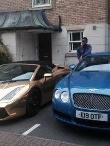 Stock Trader Laughs As His Lamborghini And Bentley Crash In The Same Night