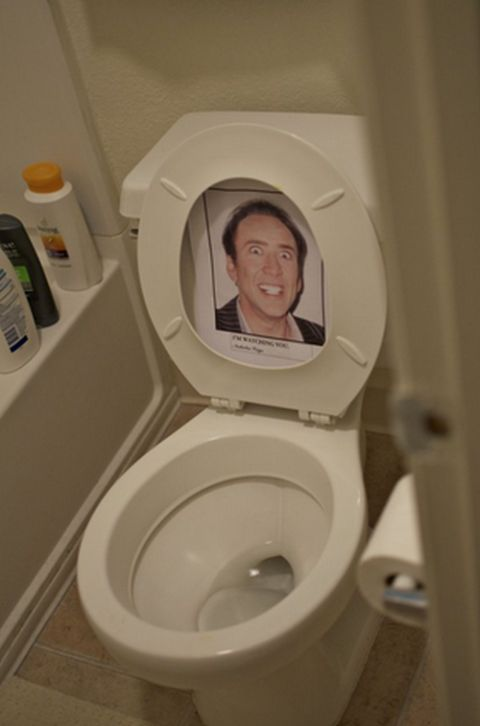 Hilarious Bathroom Pranks That Will Make You Pee Yourself
