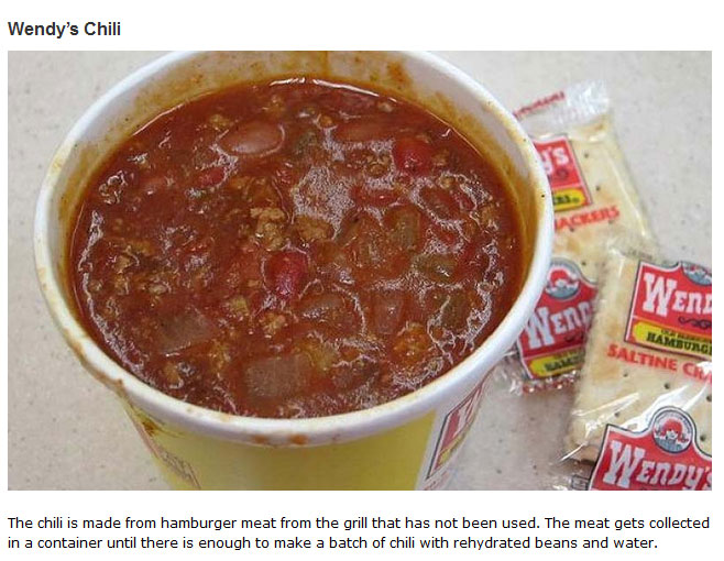 According To Fast Food Employees You Should Never Order These Foods