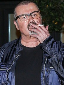 George Michael Is Almost Unrecognizable Now