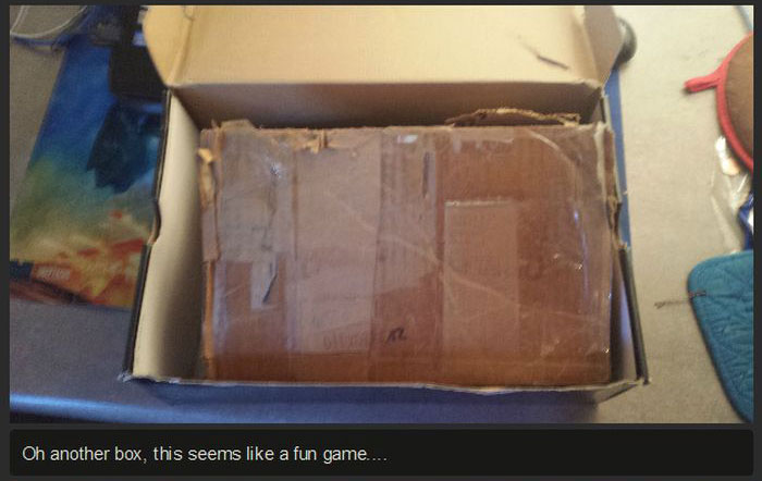 Man Finds Mysterious Box In His Apartment