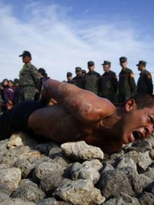 Military Training Programs That Only The Strong Survive