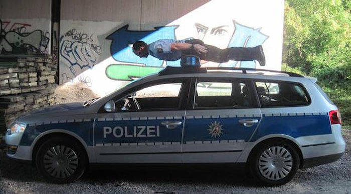 Photos That Proove Cops Know How To Have Fun Too