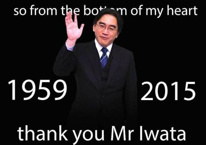 Nintendo's Late President Satoru Iwata Gets A Touching Tribute